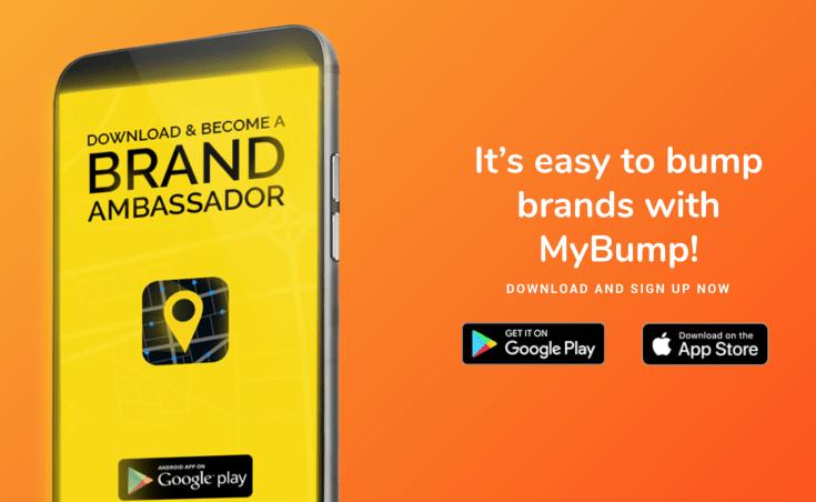 mybump Apps untuk extra income