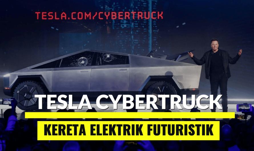 Tesla Cybertruck sudah ada lebih daripada 145,000 pesanan – Elon Musk