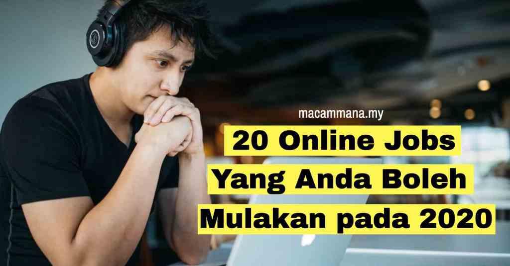 nak cari kerja online jobss