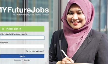 registration page untuk myfuture jobs