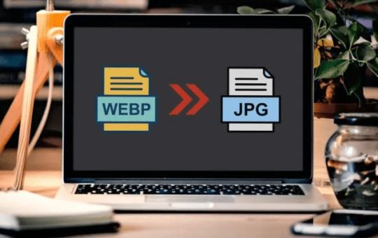 WEBP ke JPEG
