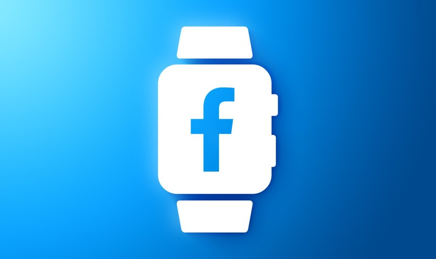 Facebook Smartwatch :  Jam Tangan Pintar Dengan Skrin Yang Boleh Ditanggalkan dan Mempunyai Dua Kamera