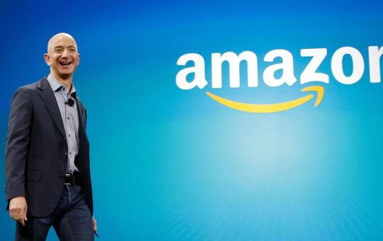Jeff Bezos Meninggalkan Amazon