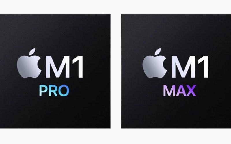 m1pro & m1pro max