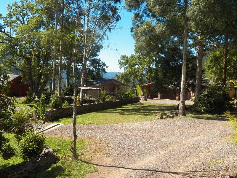 Camping Parque das 8 Cachoeiras-São Francisco de Paula-RS