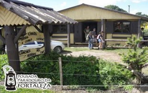 Camping Paradouro da Fortaleza
