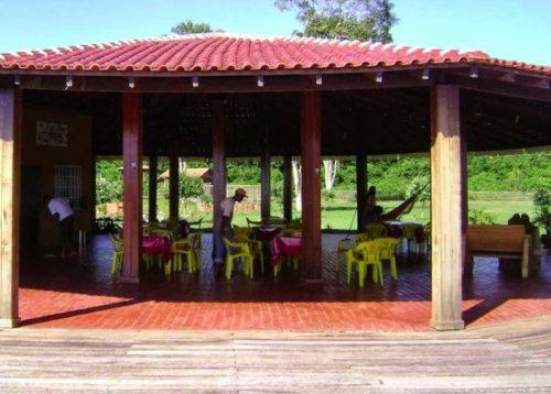 Camping Porto das Pedras