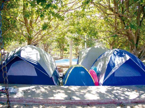Camping Canto da Serra