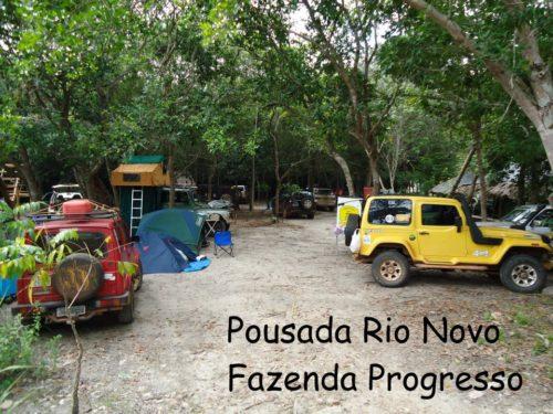Camping Pousada Rio Novo