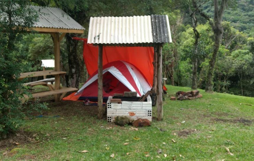 Camping Parque das 8 Cachoeiras-São Francisco de Paula-RS 1