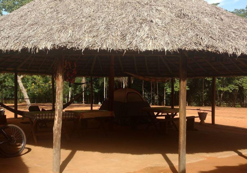 Camping Cachoeira da Prata
