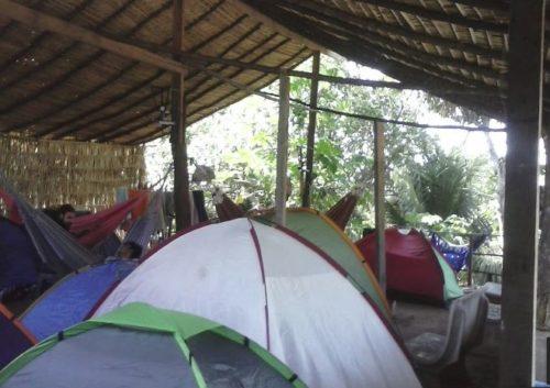 Camping Tijupá