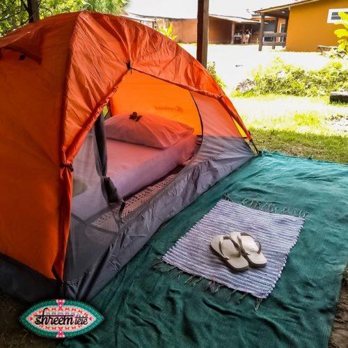 Camping Shreem iê iê