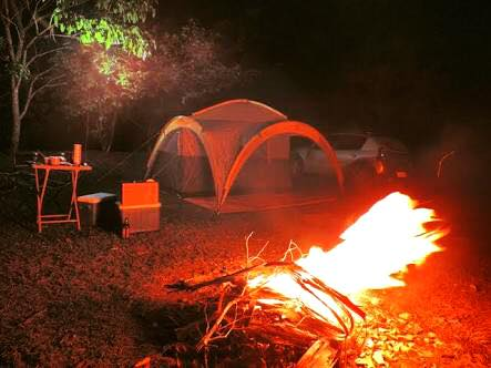 Camping Cachoeira do Martello-Brotas-sp-5