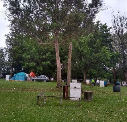 Camping Municipal Centro Comunitário de Patrimônio Brotas 2