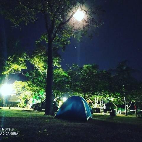 Camping e Trilhas do Sossego