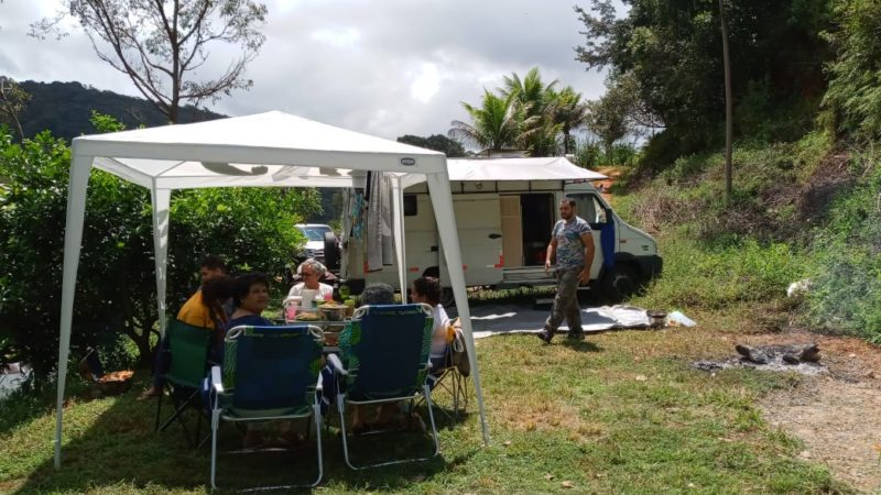Camping Pousada Sítio Vale dos Lagos