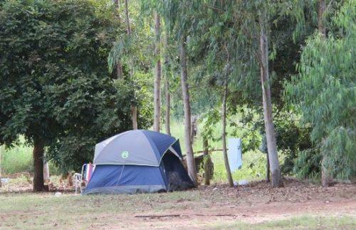Camping Prainha do Dê