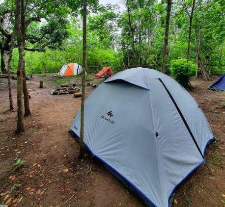 Camping Rancho Lua Cheia