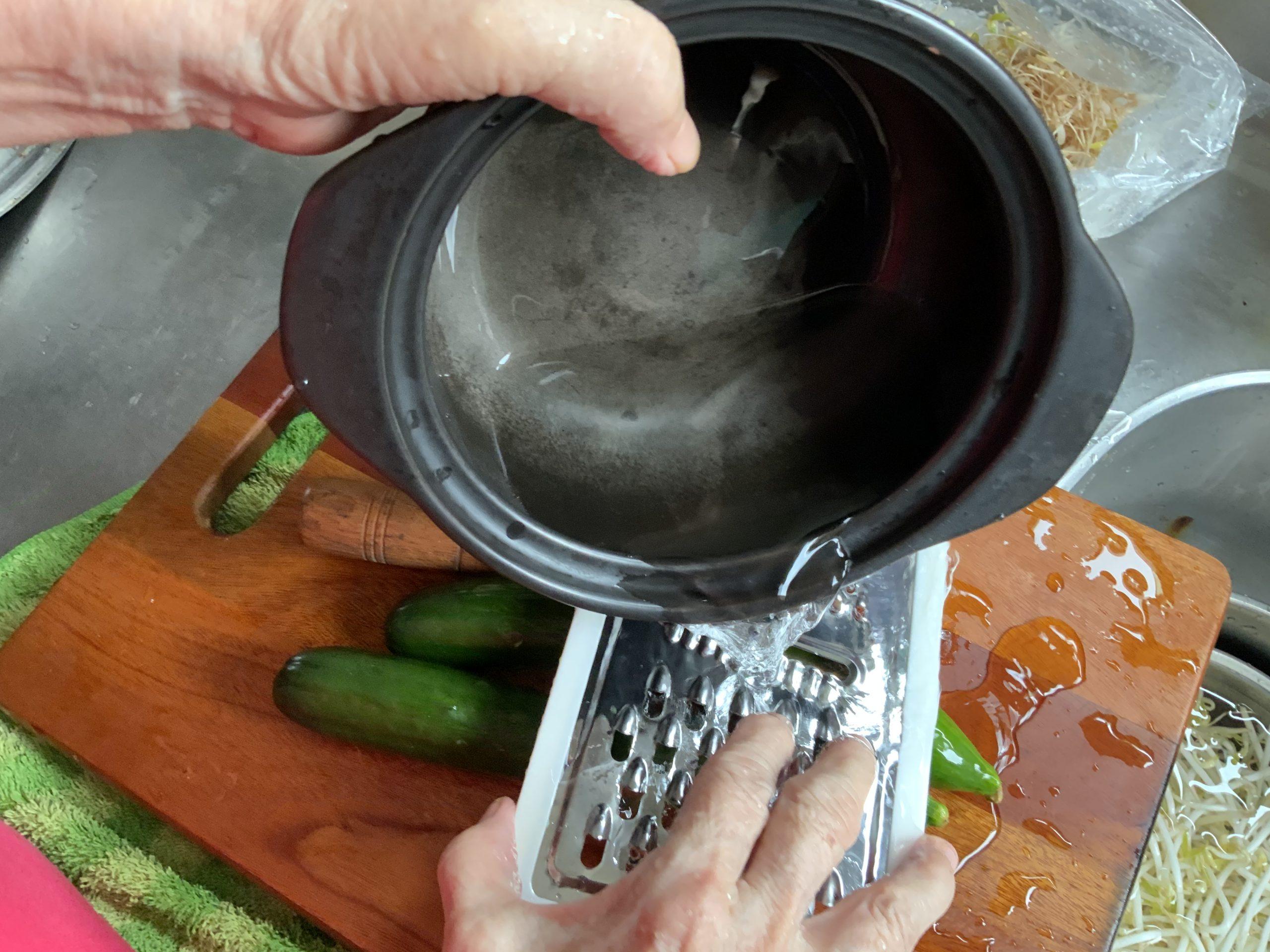 不藏私素食食譜-令人回味的川味麻辣蕎麥涼麵 瑪倉派佛學會 蕎麥麵