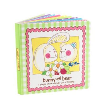12721-099 Bunny & Bear Book