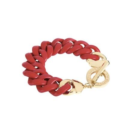 13086-147 Coloful Link Bracelet Bittersweet