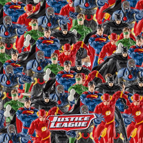 Schleich DC Comics Collage