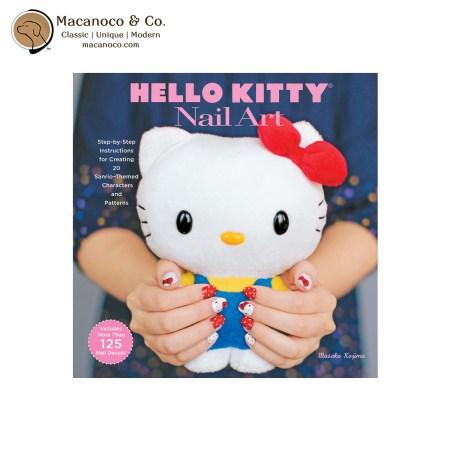 714634 Hello Kitty Nail Art 1