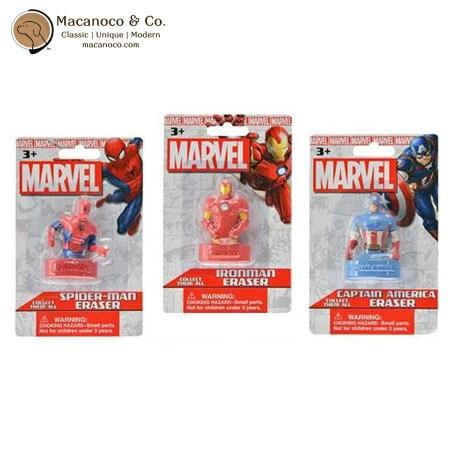 701071MVU Marvel Spider Man Figural Eraser 1