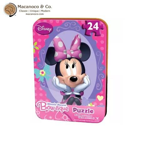20075769 Disney Junior Minnie Mouse Bow-tique 24-Piece Jigsaw Puzzle 1