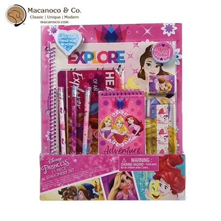 676370382 Disney Princess 11 piece Stationery Set 1