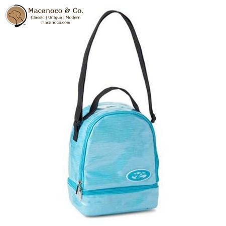 8015RC Rockin' Candy Lunchbag Aqua 1