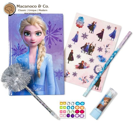 849169-11099 Disney Frozen II Glam It Up Stationery Set 1