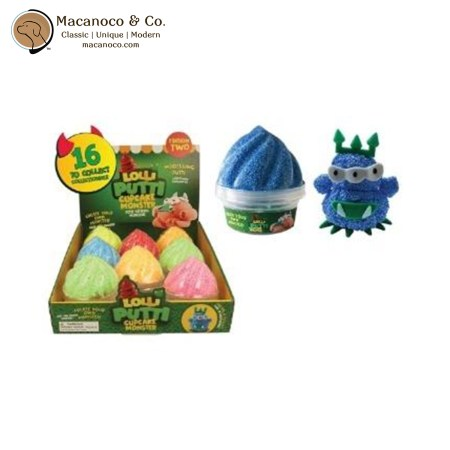 NV458 Lolliputti Cupcake Monster Toy 1