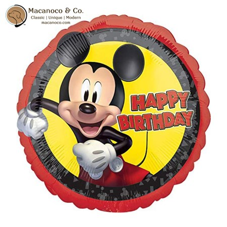 4189201 Disney Junior Mickey Forever Birthday Foil Balloon 1