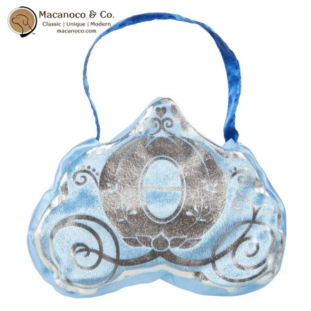 53040 Disney Princess Velvet Heart Strong Dress-Up Purse (Blue Cinderella) 1