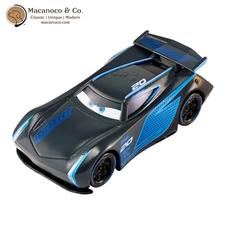 DXV34 Disney Pixars Cars Jackson Storm Black 1