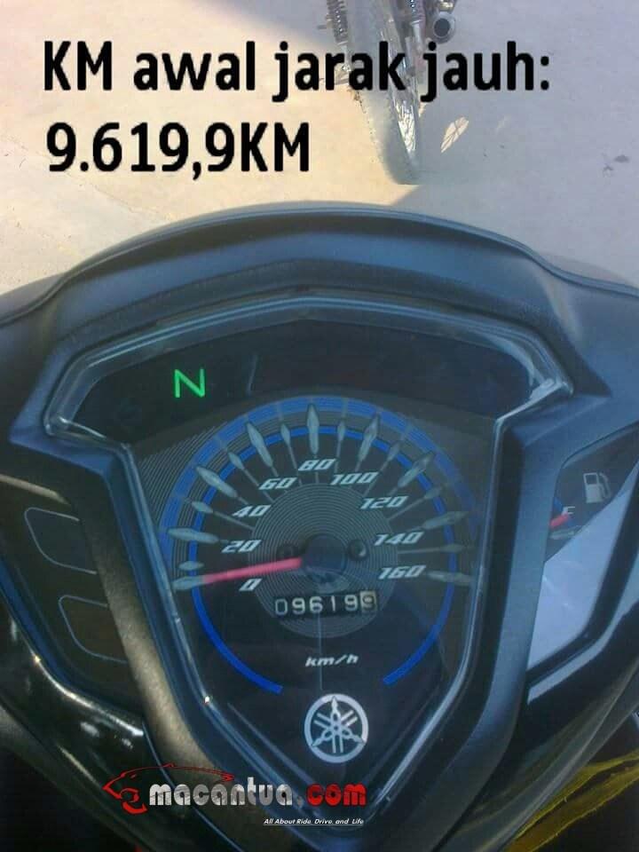1 Liter Bensin Berapa Km Motor : liter, bensin, berapa, motor, Konsumsi, Jupiter, Banget!, Macantua.com