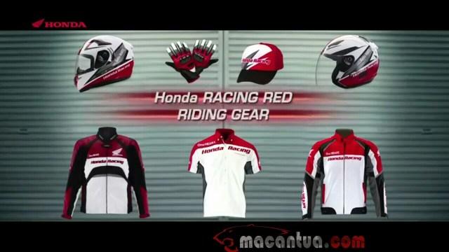 All new cbr150r genuine accessories macantua.com riding gear