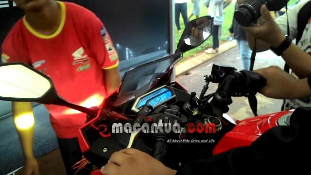 video topspeed dyno test all new cbr 150r karawang macantua.com