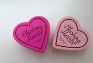 Blushing Hearts