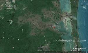 125 Acres Sapodilla Lagoon Belize