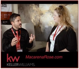Eric Chazaro Cavero of Keller Williams Mexico
