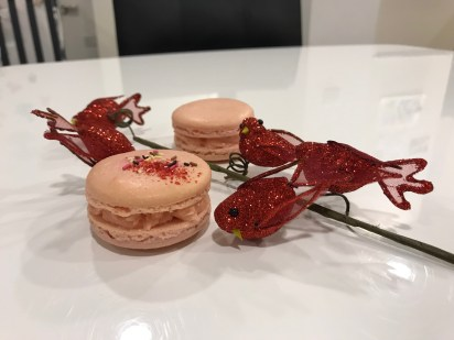 raspberry macaron recipe easy and tasty