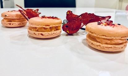 raspberry macaron recipe easy and tasty