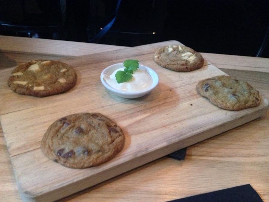 Food Diaries: Attending Dishcrawl Yaletown