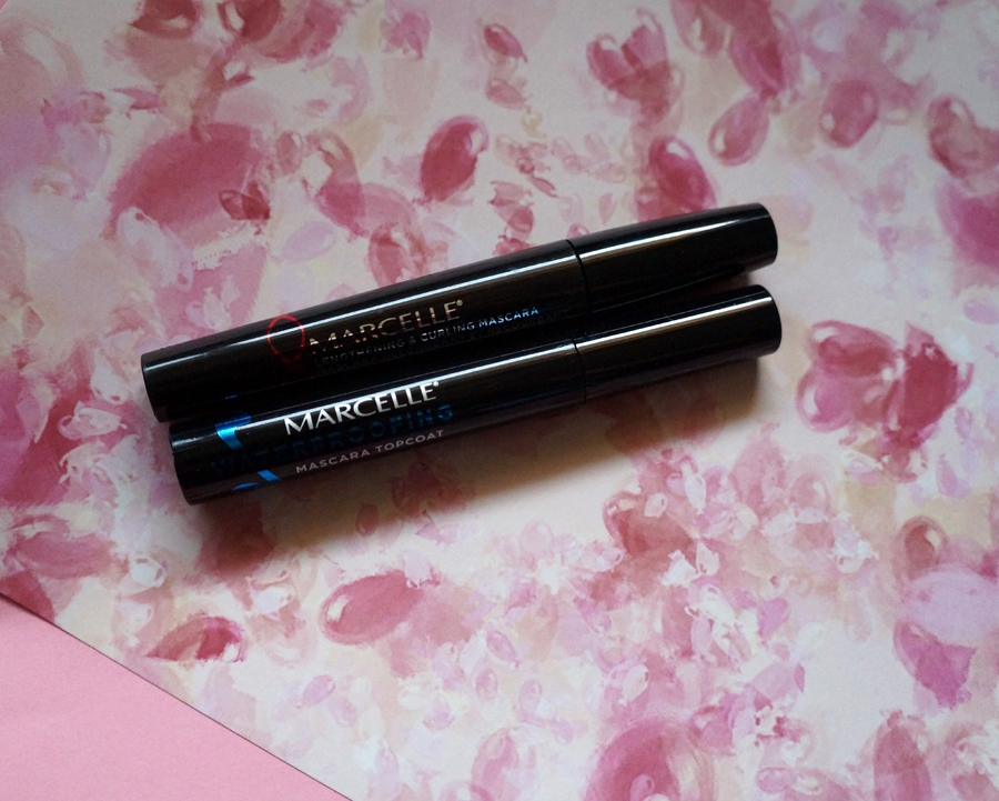 Beauty Review: Marcelle Xtension Plus Mascara + Waterproofing Topcoat