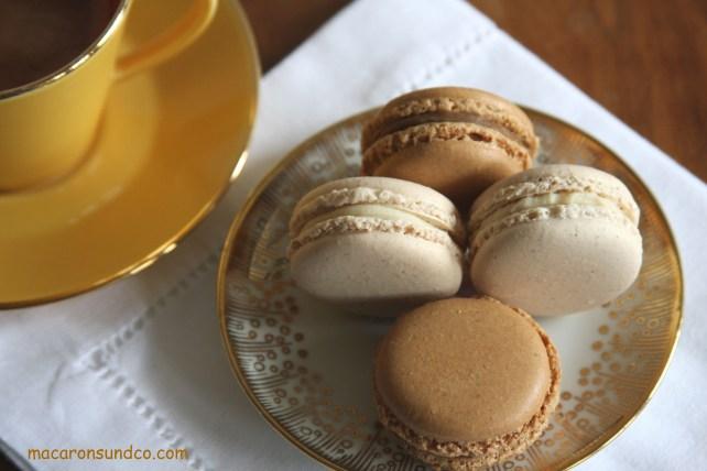 Macarons vanille café IMG_1558