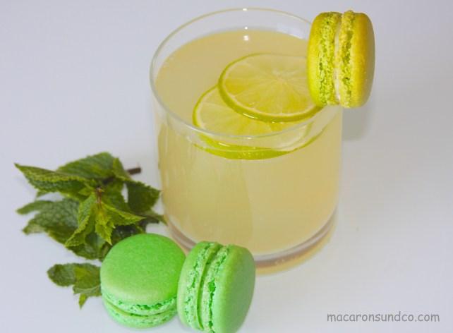 Macarons citron vert et menthe2 IMG_0016