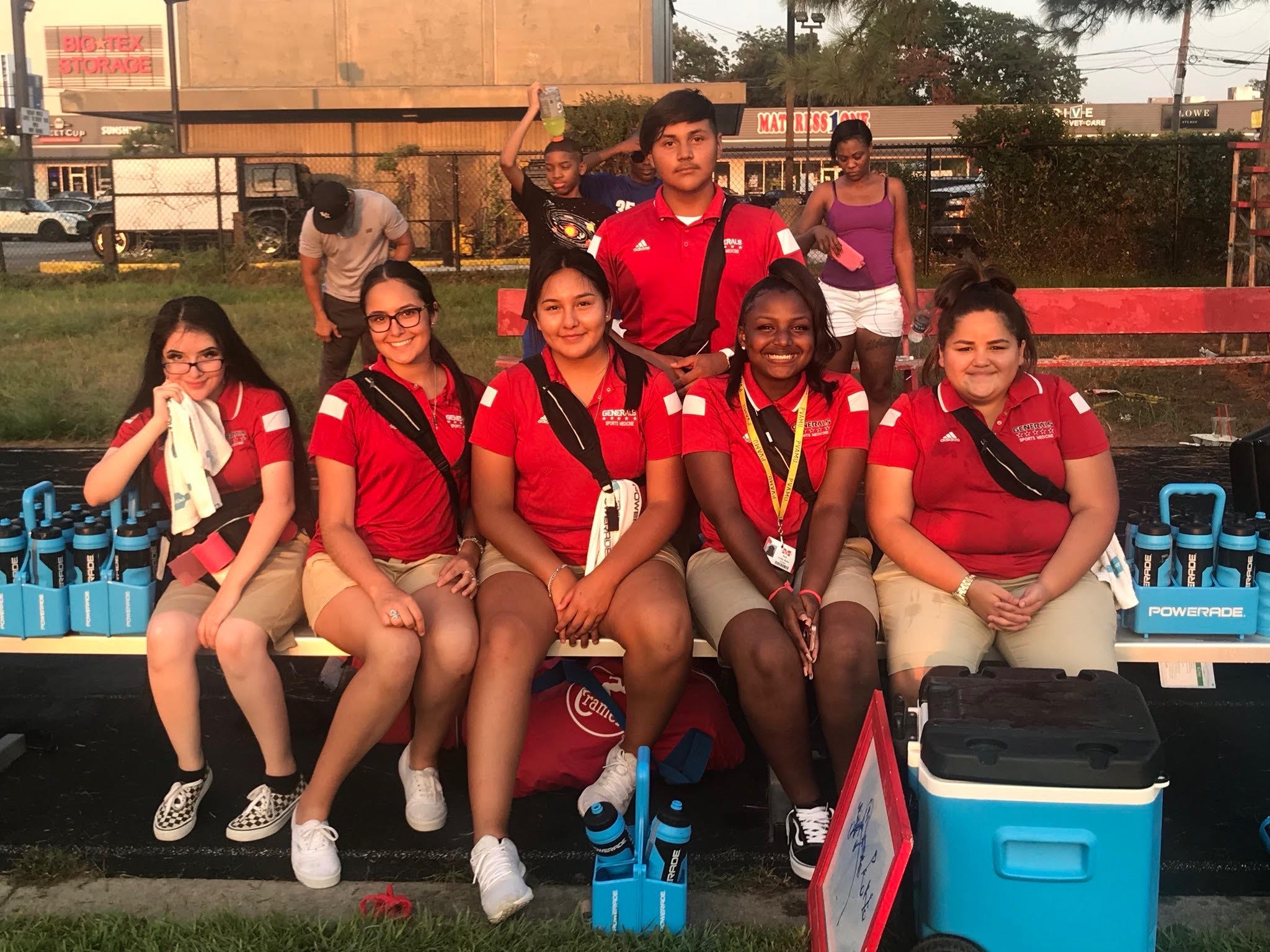 Student Athletic Training Class And Program Macarthur
